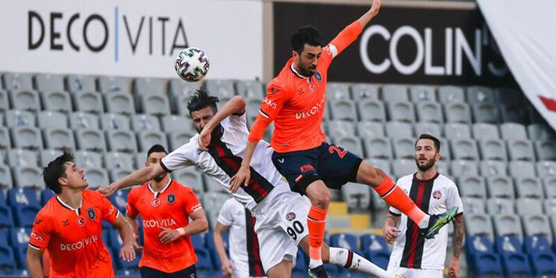 Medipol Başakşehir - Fatih Karagümrük: 0-1