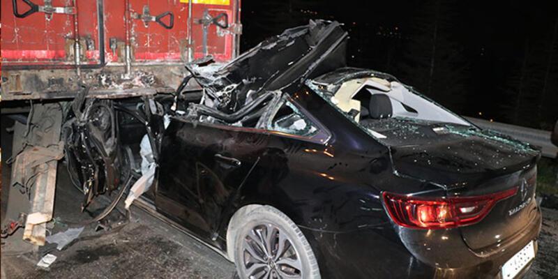 Kocaeli'de feci kaza: Ölü ve yaralı var