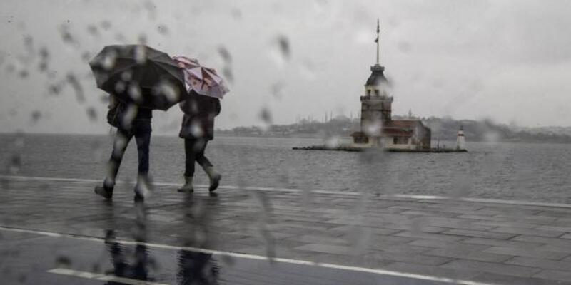 Marmara için 'fırtına' uyarısı