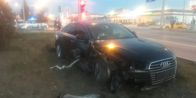 AK Parti Ordu Milletvekili Yediyıldız trafik kazası geçirdi