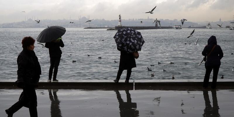 Meteoroloji bölge bölge uyardı: Sağanak yağış ve fırtına geliyor