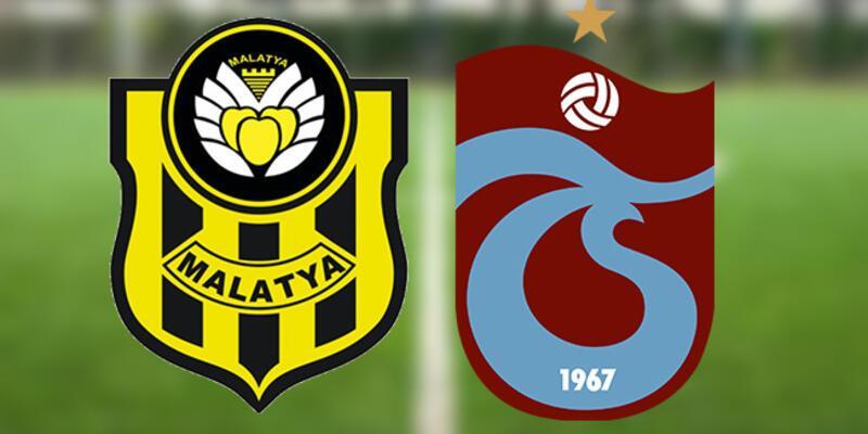 Yeni Malatyaspor Trabzonspor maçı canlı yayın ne zaman, saat kaçta? Malatya TS muhtemel 11'ler