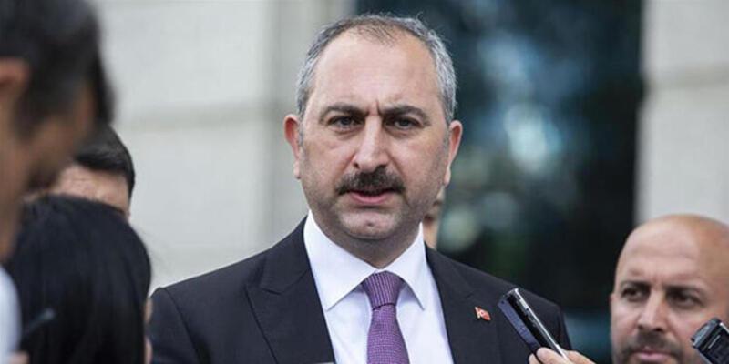 Son dakika... Bakan Gül'den 'yeni anayasa' açıklaması