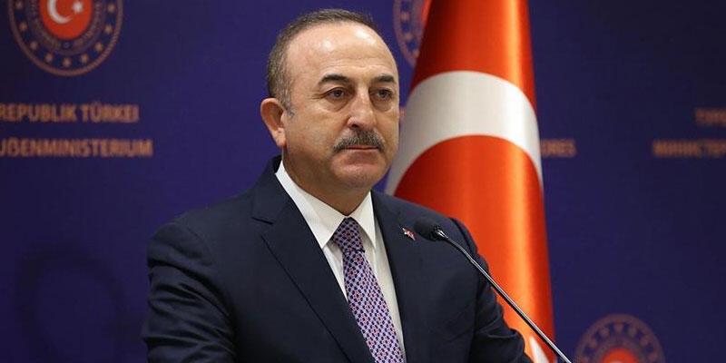Dışişleri Bakanı Çavuşoğlu, Tunuslu mevkidaşı Cerendi ile telefonda görüştü