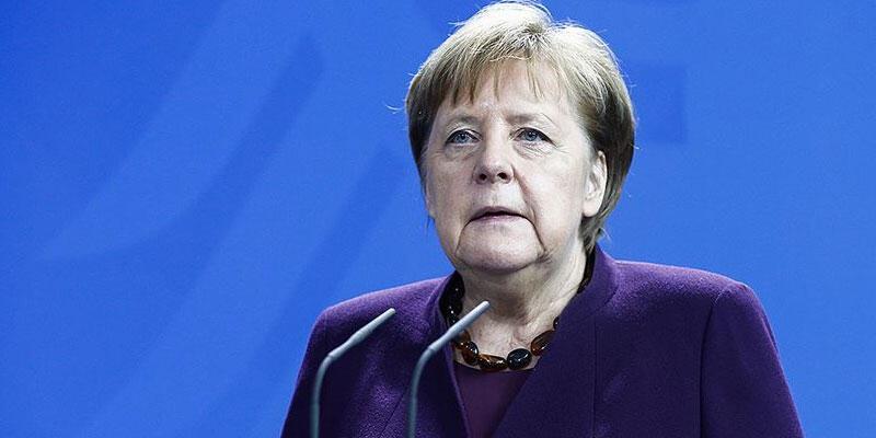 Başbakan Merkel Doğu Akdeniz'deki gelişmeleri memnuniyetle karşılıyor