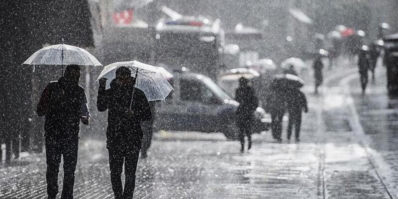 9 Şubat 2021 hava durumu tahminleri: Meteoroloji'den kuvvetli yağış ve rüzgar uyarısı