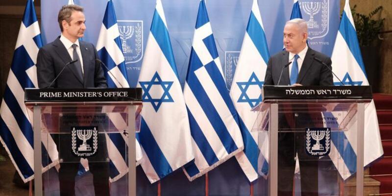 İsrail ile Yunanistan arasında 'yeşil aşı pasaportu' anlaşması