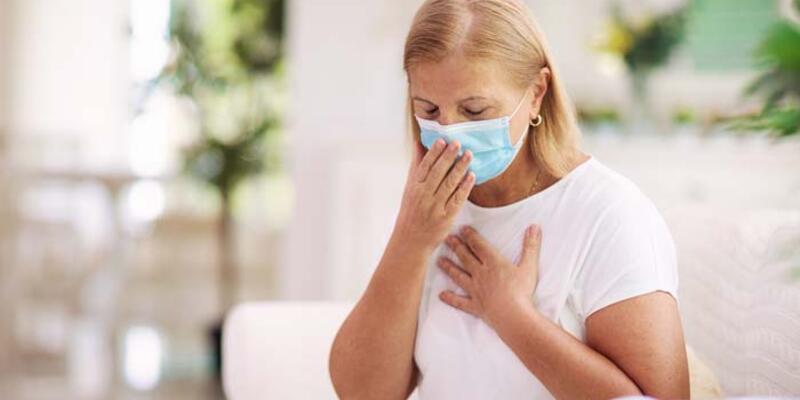 Kovid-19 sonrası solunum sorununa karşı pulmoner rehabilitasyon