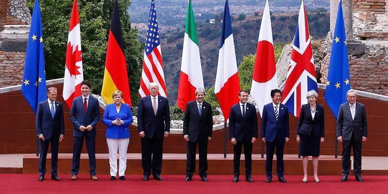 G7 zirvesi ne zaman, saat kaçta 2021? G7 toplantısı için geri sayım başladı! G7 zirvesine katılan ülkeler