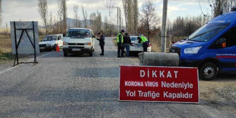 Konya'da mutasyonlu virüs görülen mahalle sayısı 3'e çıktı