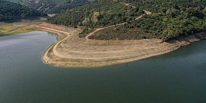 İstanbul'da barajlarda doluluk yüzde 45'i geçti