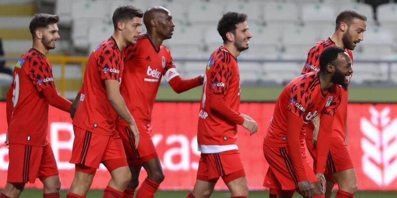 Beşiktaş Başakşehir'in rakibi oldu