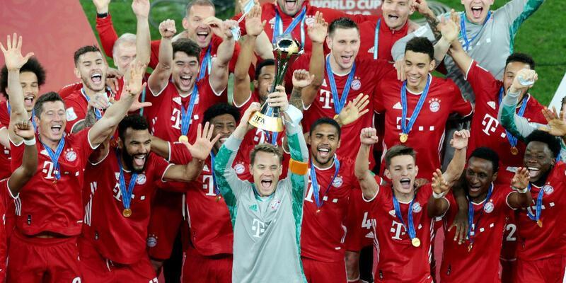 Dünya Kulüpler Kupası'nda şampiyon Bayern Münih