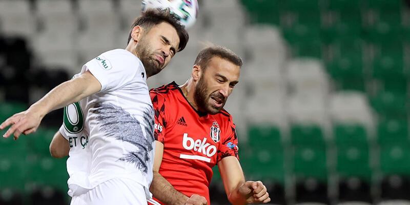 Cenk Tosun: Beşiktaş'a dönmek çok iyi geldi