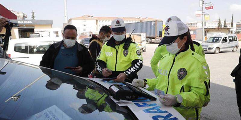İçişleri Bakanlığı: Aranma kaydı bulunan 639 şahıs yakalandı