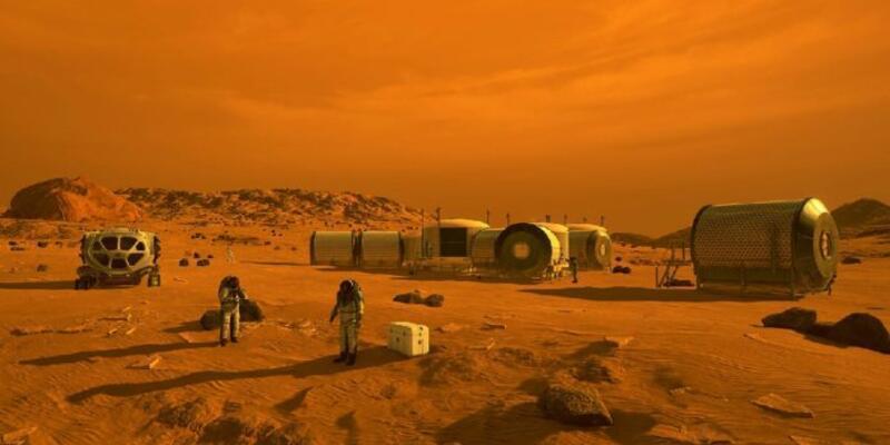 Elon Musk Mars konusunda çok heyecanlı