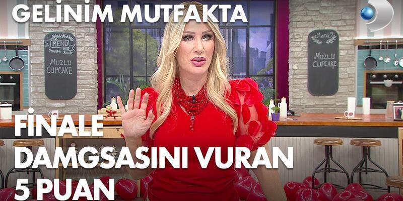 Seda Sayan, Gelinim Mutfakta'nın 640. Bölümünde en yüksek puanı kime verdi?