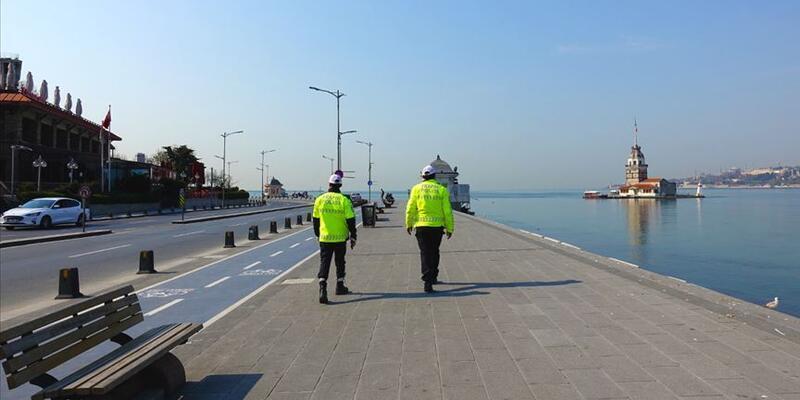 İçişleri Bakanlığı'ndan sokağa çıkma kısıtlamasına ilişkin açıklama