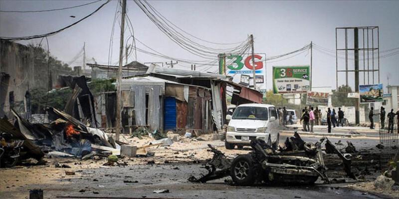 Son dakika haber: Somali'de şiddetli patlama!