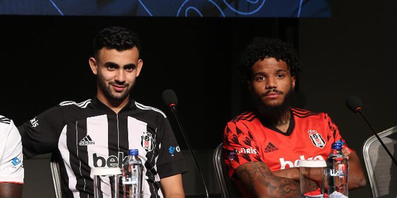 Son dakika... Beşiktaş Rosier, Ghezzal ve Montero'nun bonservisini alacak