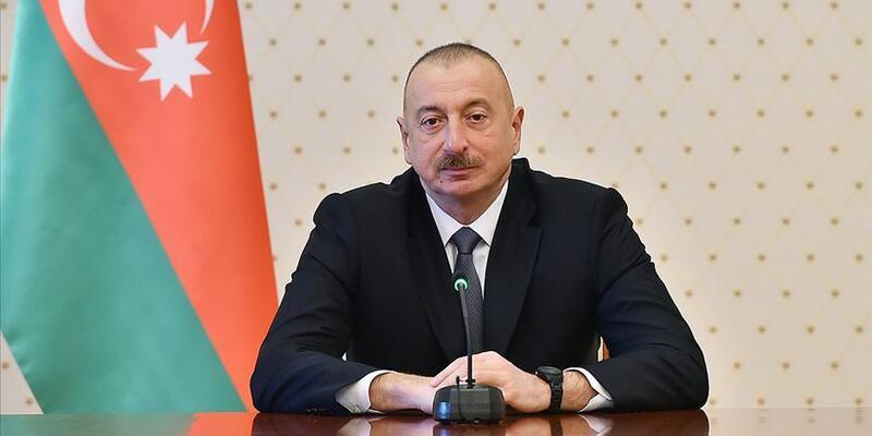 Aliyev'den Erdoğan'a Gara'daki sivil şehitler için başsağlığı mesajı