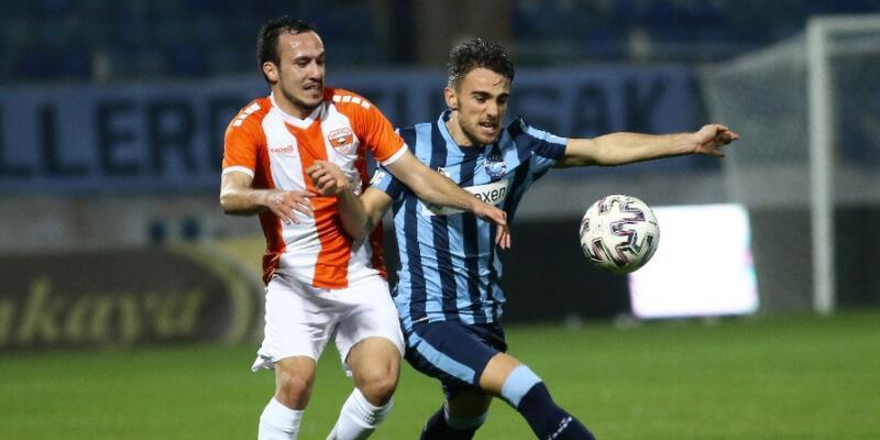 Adanaspor 2-2 Adana Demirspor MAÇ ÖZETİ