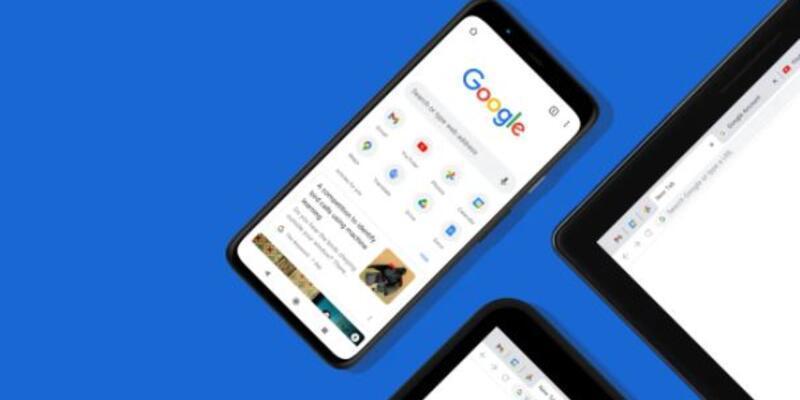 Google Chrome iOS Face ID ile gizliliğe önem veriyor