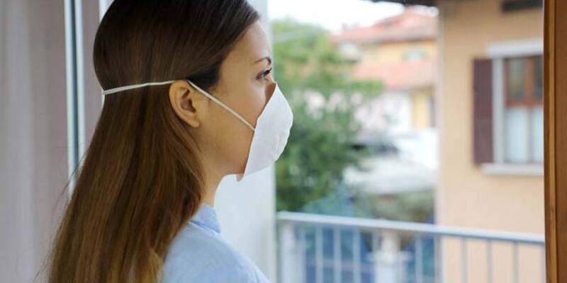 Koronavirüse karşı evi sık sık havalandırın!