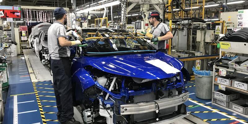 Ocak'ta satış arttı üretim düştü