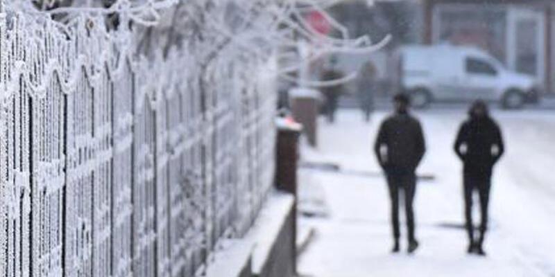 Marmara Bölgesi için don uyarısı