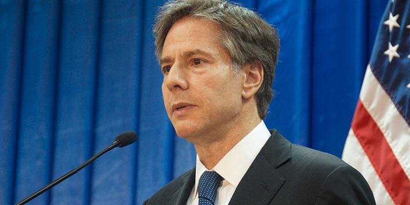 ABD Dışişleri Bakanı Blinken, Yunan mevkidaşı ile görüştü