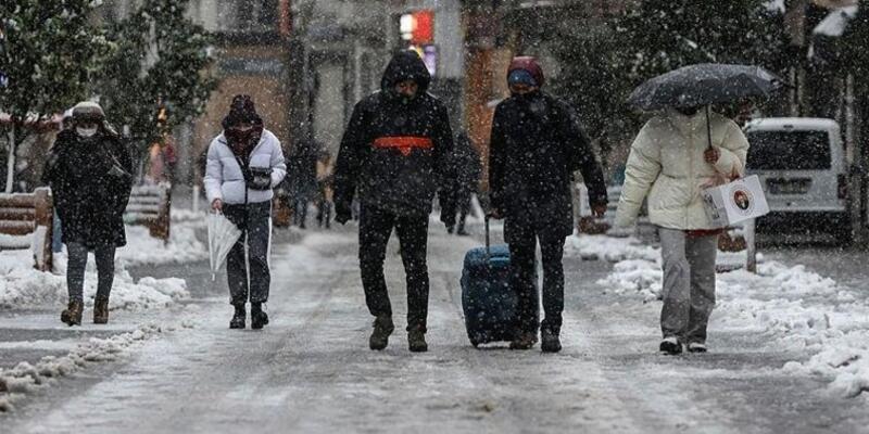 Bugün hava nasıl? 16 Şubat 2021 Meteoroloji hava durumu: İstanbul'da kar devam edecek mi?
