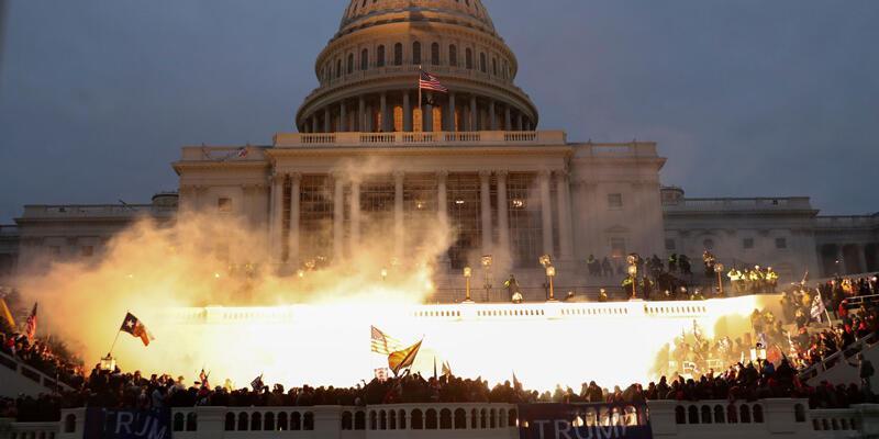 ABD Kongre üyeleri 6 Ocak'taki Kongre baskını hakkında bağımsız inceleme komisyonu kuracak