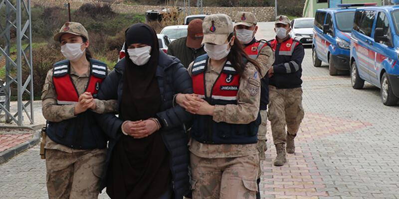 SON DAKİKA: Hatay'da yakalanan DEAŞ mensubu Rus uyruklu kadının kırmızı bültenle arandığı belirlendi