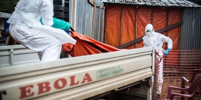 Gine'de ebola vakaları artıyor