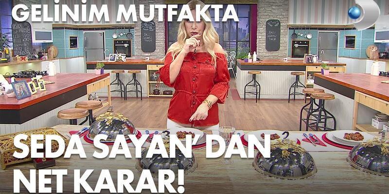 Seda Sayan, Gelinim Mutfakta'nın 643. Bölümünde en yüksek puanı kime verdi?