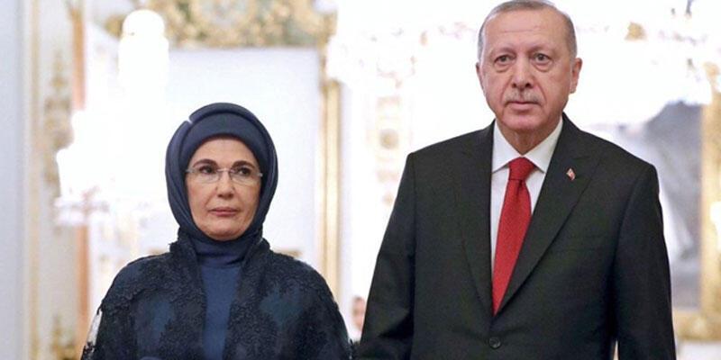 Erdoğan çiftinden, psikolog ve yazar Doğan Cüceloğlu için taziye mesajı