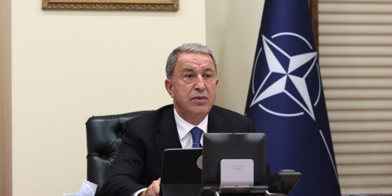Bakan Akar, NATO Savunma Bakanları Toplantısı'na katıldı