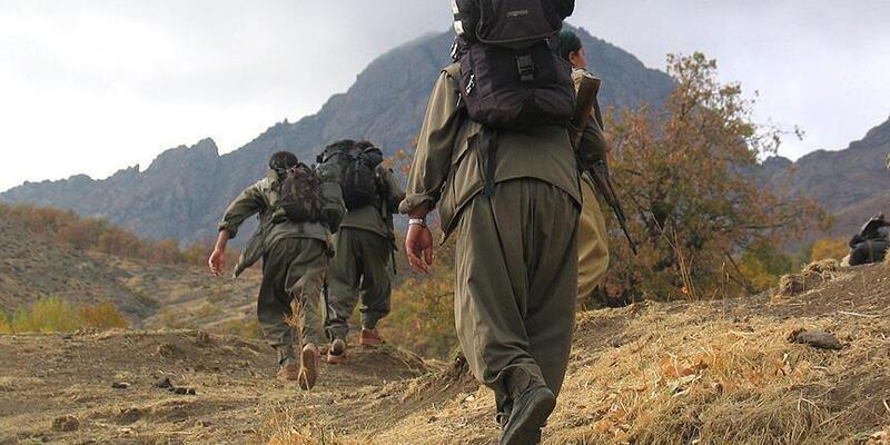 PKK'dan kaçan 2 terörist teslim oldu