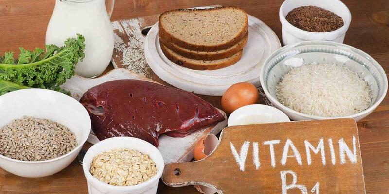 B1 Vitamini (Tiamin) Nedir, Ne İşe Yarar? B1 Vitamini Eksikliği Nasıl Anlaşılır, Nasıl Geçer?