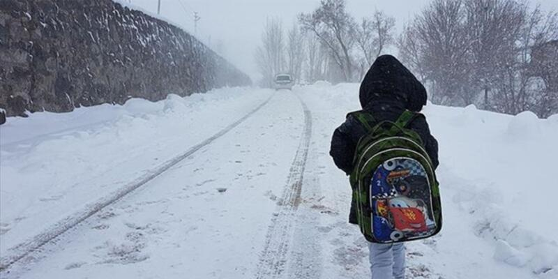 Kocaeli'de yüz yüze eğitime buzlanma tatili