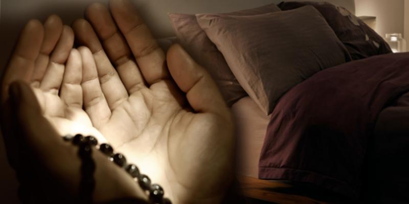 Merak edildi: Uyumadan önce okunacak dualar neler? Yatmadan önce hangi dualar okunur? Uyku duası nedir?