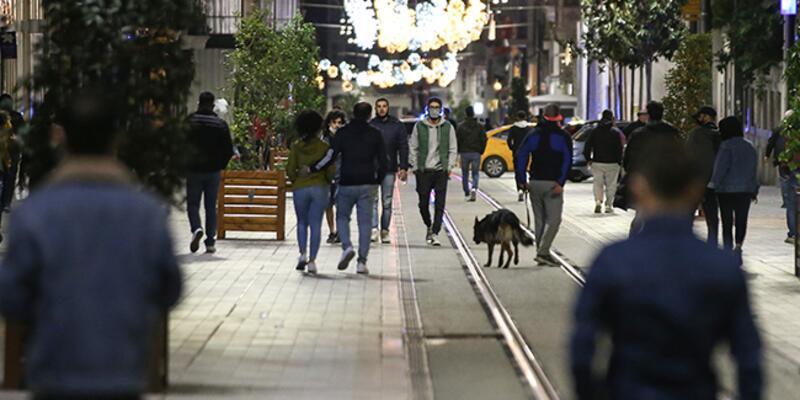 Son dakika haberi: İçişleri'nden yeni 'sokak kısıtlaması' genelgesi