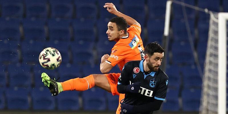 Medipol Başakşehir - Trabzonspor: 0-1