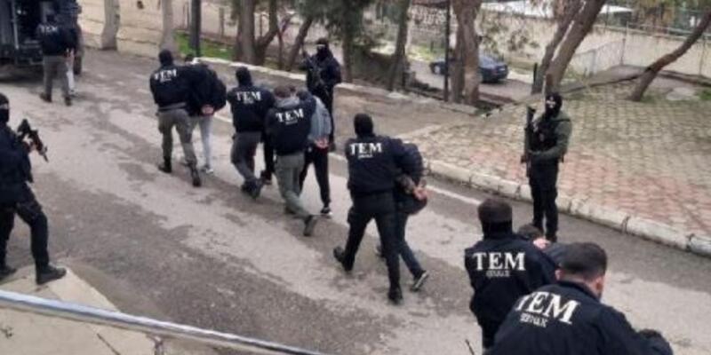 Cizre'de EYP'li saldırıyla ilgili 2 şüpheli tutuklandı