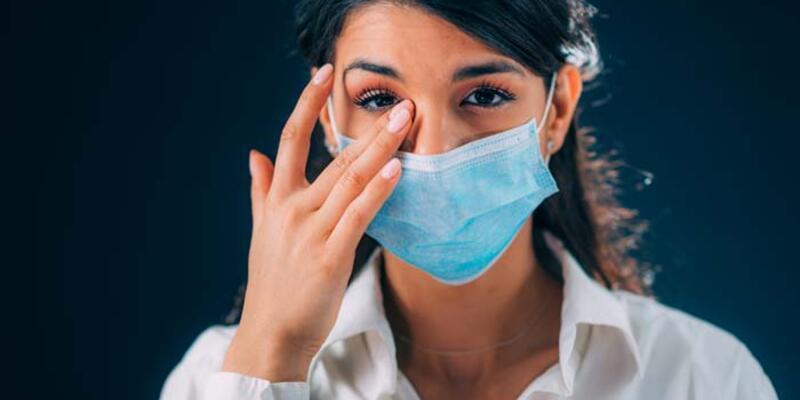 Koronavirüs ani görme kayıplarına neden olabilir
