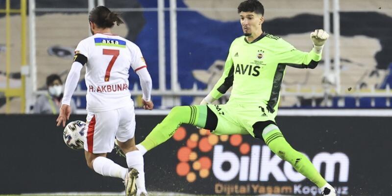 Fenerbahçe 0-1 Göztepe MAÇ ÖZETİ