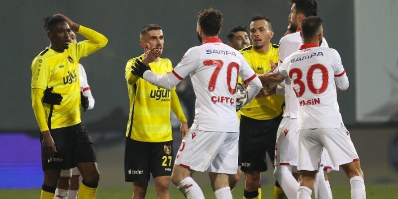 İstanbulspor'un maç tekrarı talebi reddedildi