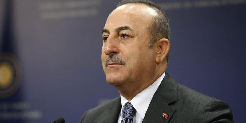 Son dakika haberi: Çavuşoğlu'ndan Gara açıklaması: Dünya yine sessiz kaldı
