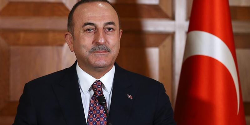 Bakan Çavuşoğlu'ndan Türkmen gazı açıklaması